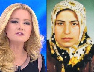 Müge Anlı'daki 9 yıllık sır cinayette flaş gelişme! Tüm Türkiye bu cinayeti konuşmuştu...