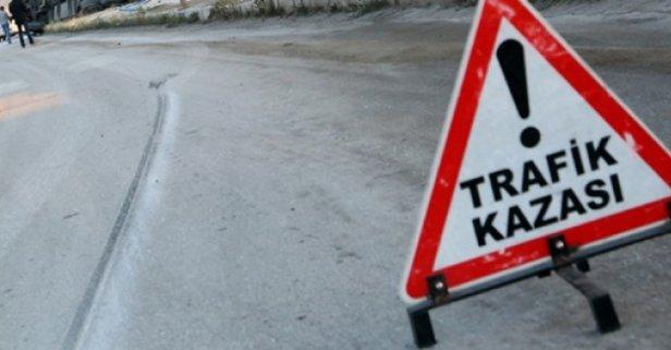 İstanbul trafiğini felç eden kaza
