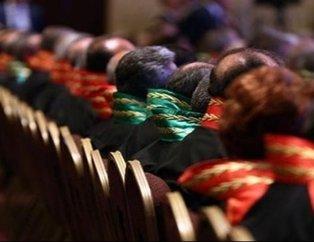 HSK'dan yeni kararname! Yüzlerce hakim ve savcı...