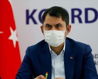 Çevre ve Şehircilik Bakanı Murat Kurum'dan İzmir'de önemli açıklamalar: ''Arama kurtarma faaliyetlerinde sona yaklaşıyoruz''