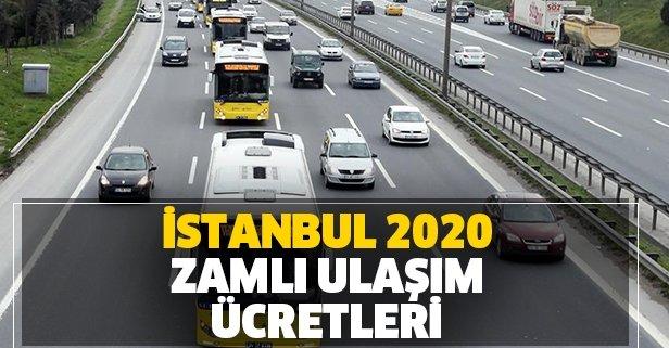 2020 Iett Istanbul Ulasim Zamli Ucretleri Ogrenci Mavi Kart