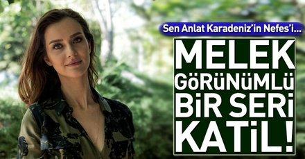 Sen Anlat Karadeniz'in Nefes'i İrem Helvacıoğlu psikolojik destek almış!