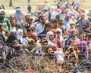 Suriye'deki Kürt halkı YPG'den kaçıyor!