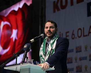 Bakan Albayraktan Kılıçdaroğluna sert tepki