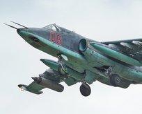 Ermenistan'da Su-25 tipi jet uçağı düştü: 2 pilot öldü