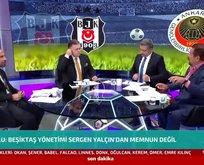 Flaş sözler! Beşiktaş Süper Lig takımı değil