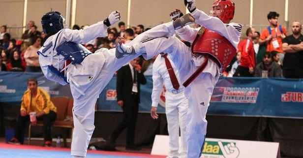 Tekvandoda Türkiye'nin olimpiyat kotası 5'e çıktı