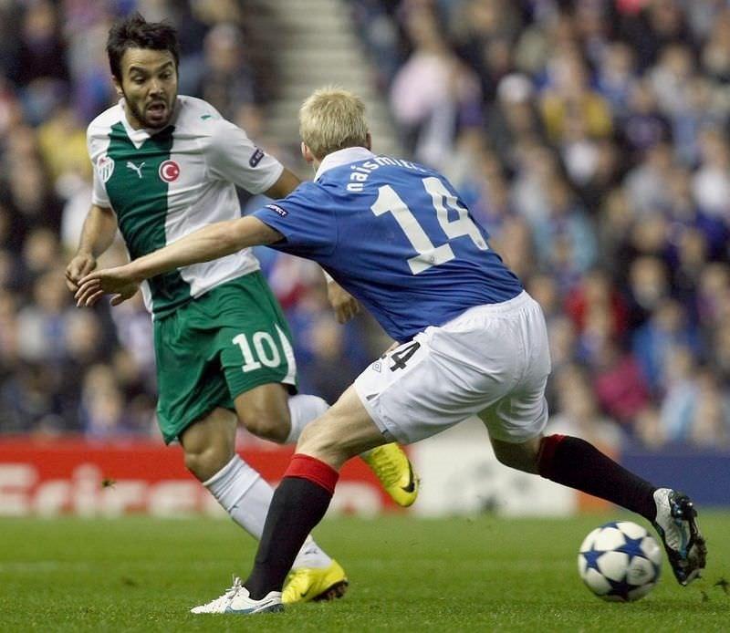 Glasgow Rangers-Bursaspor
