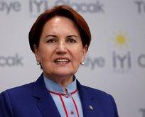 Akşener'den skandal! PKK bağlantılı adayları savundu
