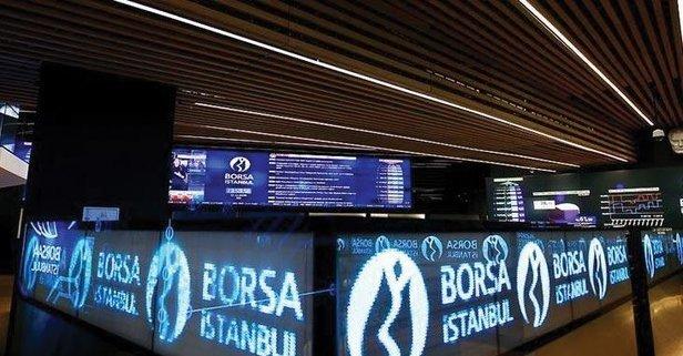 Borsa İstanbul ilk yarıda geriledi!