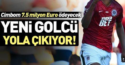 Galatasaray'a müjdeli haber! Tetteh yola çıkıyor...