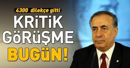 UEFAya Galatasaray için 4 bin 300 dilekçe verdiler