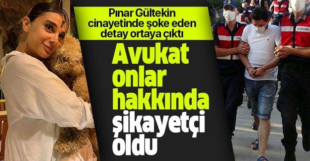 Pınar Gültekin cinayetinde şoke eden detay