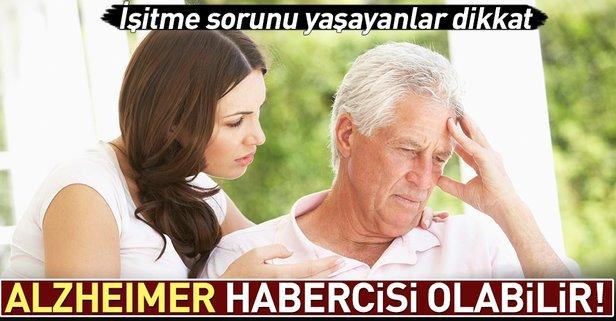 Alzheimer sessiz geliyor