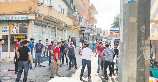 AK Partililere PKK saldırısı