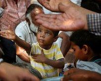 Batı Afrika'da milyonlarca insan aç kalabilir