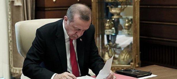 Başkan Erdoğan, sürekli hastalığı bulunan üç hükümlünün cezasını kaldırdı