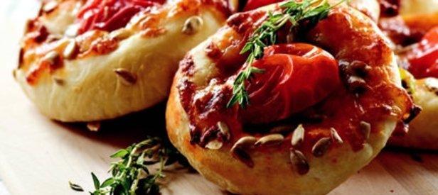 Ayçekirdekli Pizza Tarifi