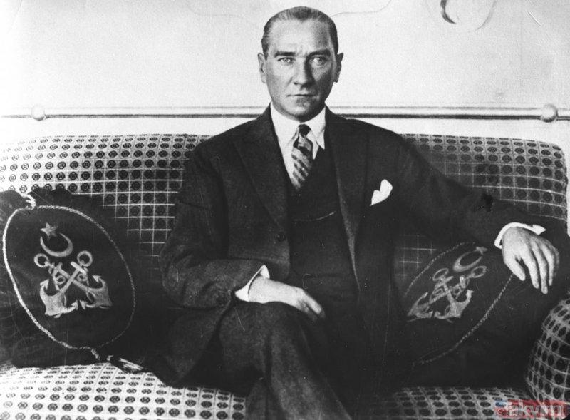Atatürk'ün unutulmaz sözleri! Mustafa Kemal Atatürk'ün sözleri