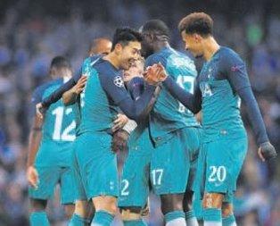 Nefesleri kesen maçta tur bileti Tottenham'ın