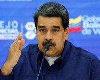 Maduro'dan karşı adım!