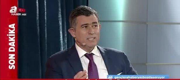 Metin Feyzioğlu A Haber canlı yayınında açıkladı! CHP'nin başına geçecek mi?