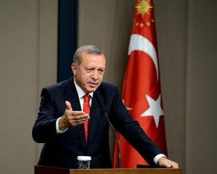Erdoğan Bayburtta müjdeyi verdi