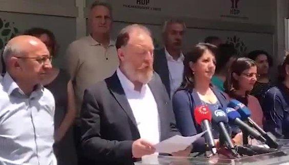 HDP Eşbaşkanı'ndan CHP itirafı…