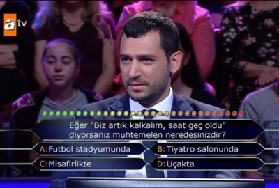 Kim Milyoner Olmak İster son bölüm soru ve cevapları - Siz bilebilecek misiniz?
