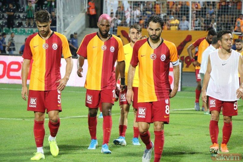 Galatasaray'da Denizlispor yenilgisi sonrası Terim'den flaş karar