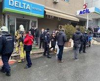 Gaziantep'ten sonra bir hastanede daha yangın çıktı