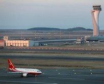 3 dünya devinin gözü İstanbul Yeni Havalimanında