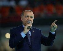 Erdoğan talimatı vermişti! İlk kazma vuruldu