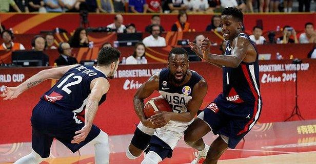 FIBA Dünya Kupası'nda büyük sürpriz!