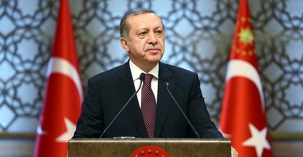 Mısır'dan Başkan Erdoğan'a teşekkür