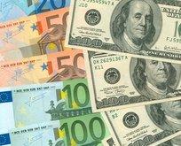 Euro ve dolar düşüşe geçti!
