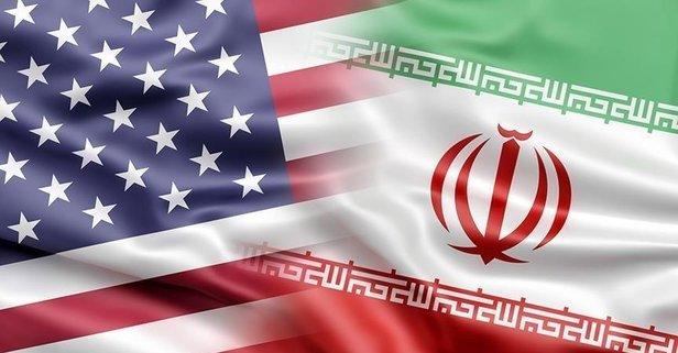 İran'dan ABD'ye 'hassas' tepki