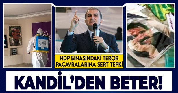 AK Parti'den paçavralara tepki