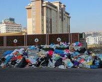 Çöp yığınları vatandaşı çıldırttı! CHP'li belediyeye tepki yağıyor