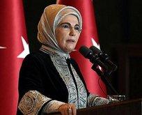 Emine Erdoğan: Çok önemli bir adım