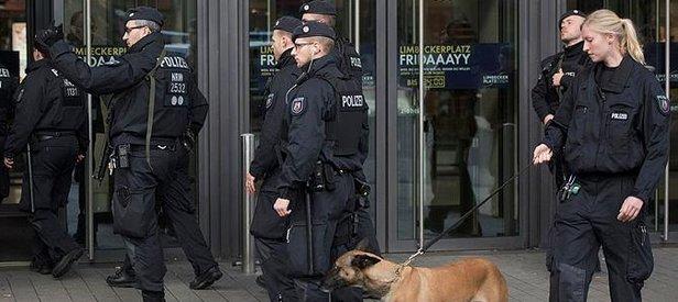 Almanya'da bakanlıkta bomba bulundu