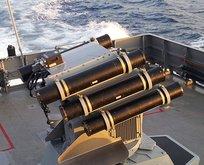 ROKETSAN paylaştı! İşte Denizaltı Savunma Harbi Roketi!