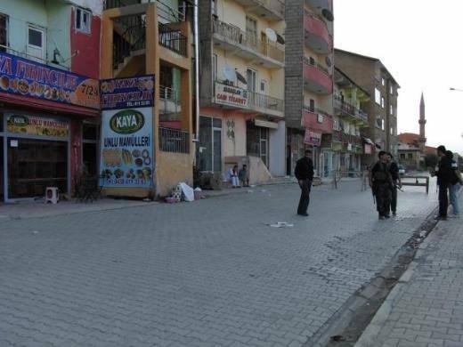 Hakkari Şemdinli'de çatışma sonrası...