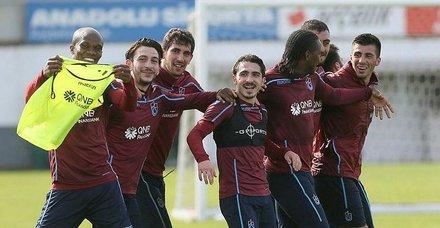 Trabzon moral peşinde