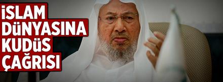 Dünya Müslüman Alimler Birliği'nden Kudüs açıklaması