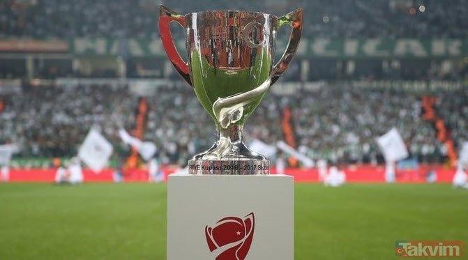 Ziraat Türkiye Kupası'nda ilginç olay! Kurayla sahibini buldu