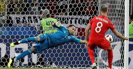 İngiltere penaltılarla çeyrek finalde! Kolombiya: 4 - İngiltere: 5 (MAÇ SONUCU I ÖZET)