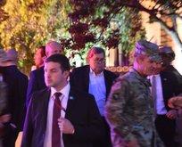 ABD yangın yeri! Genelkurmay Başkanı sokağa indi!