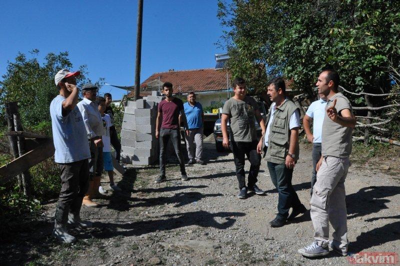 Bartın'da köyü kurtlar bastı! Her yere fotokapan yerleştirildi
