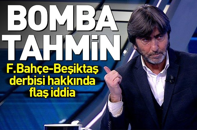 Dilmen Fenerbahçe-Beşiktaş derbisi tahminini açıkladı